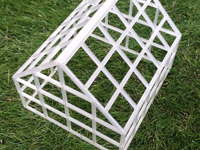 Scalable, Expandable, Modular Greenhouse Frame