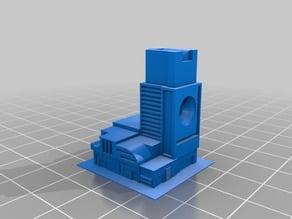 Battletech - Futuristic Buildings