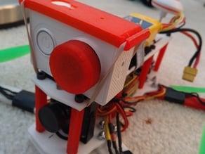 Ultra-light Yi cam mount