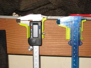 Digital Caliper Holder