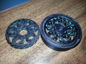 Convert Quick Print Gear Bearing to fit like Emmet's gear bearing.