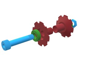 Ender 3 Filament Spool Holder