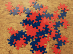 Myers Polyhex Tiles