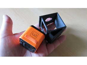 RunCam 3 GoPro Session Camera Quadcopter Mounts