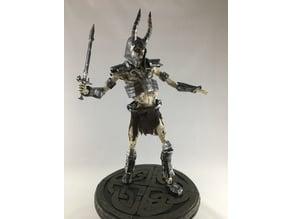 Draugr Overlord - Skyrim Model