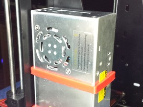 P3Steel PSU toolless mount