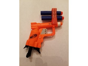 Nerf Jolt Extra Dart Holder