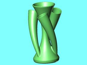 Quad vase