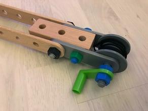 Brio Builder Cable Spool Holder