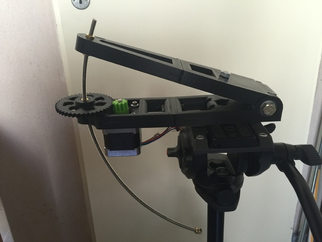 Barn Door Tracker For Astrophotography By Fermunoz Thingiverse
