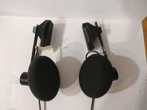 Koss PortaPro adapter for Oculus Quest