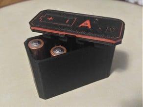 AA x10 Battery Box