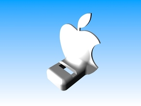Apple iPod iPhone docking holder