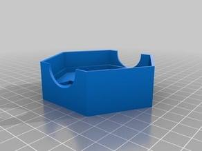 D&D Dice Case / Box 1mm - Top no logo