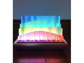 Northern Lights LED Lamp