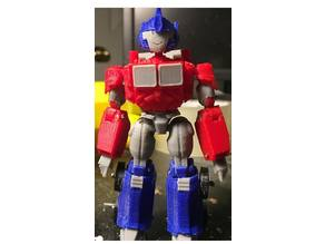 Cute Optimus prime
