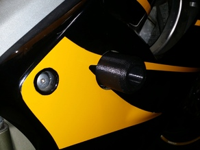 Honda CBR 600 f4 Frame Slider