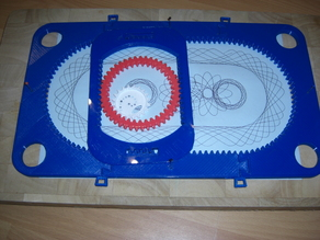 Spirograph System for Kids