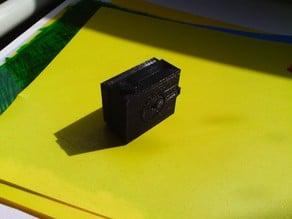 Keychain pinhole camera