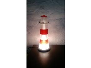 lampara Faro - lighthouse lamp