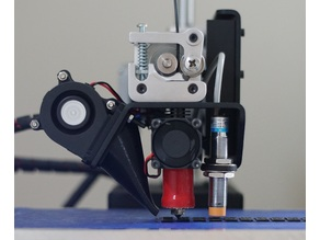 Printrbot Simple Ubis 13HF Fan Shroud