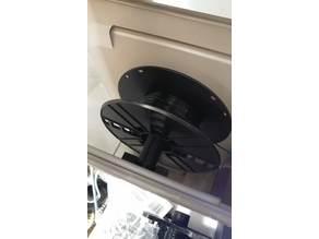 Airtight Tupperware Spool Holder