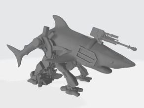 Land Shark (Now with Frickn Lazr Beams on its Frickn Head)