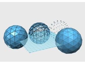 Geodesic Sphere 3V