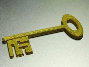 Prop Key