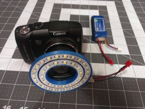 LED Light Ring for CanonSX110 IS Camera