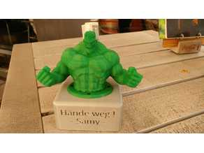 Hulk Piggy Bank better Box (remix)