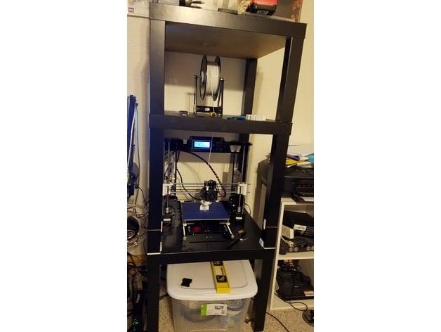Ikea Lack Printer Stand