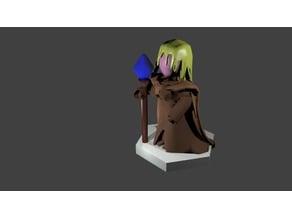 LotP -  Sorceress sister (minor Heroine)