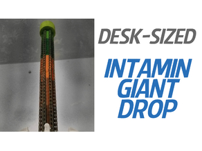 Desk-Sized Intamin Giant Drop Tower
