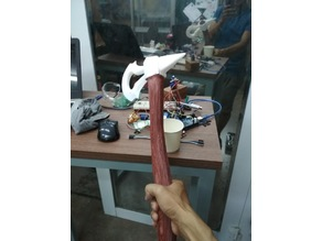 ASSASSINS CREED 3 Connors tomahawk AXE