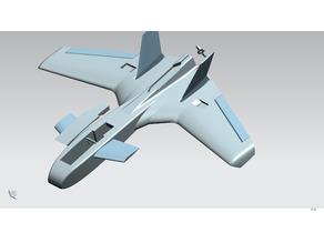 rc plane Dart-1