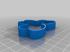 Clover Cookie Cutters