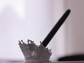 Splashing Pen holder