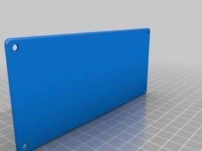 Monoprice Select Mini Blank Front Panel