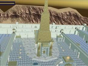 Solomon's Temple LDS Theme
