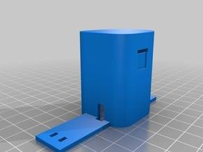 Enclosed Battery Holder for Ryobi 18v Battery