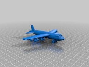Boeing B-52 Stratofortress strategic bomber