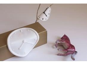 Dali's Clock