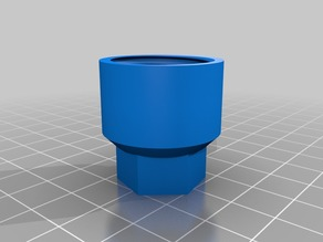 Chevy S10 Lug Nut Cover (With Test Iterations)