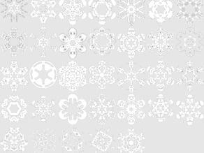 Star Wars Snowflakes (33)
