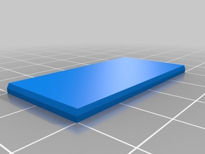40mm x 20mm base stand for fantasy wargaming