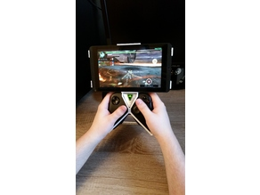 NVIDIA SHIELD tablet & controller 2014 Holder