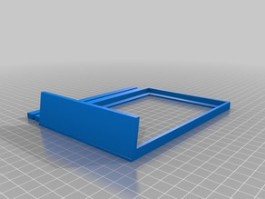 4x6 Vertical Frame - Fixed File