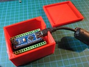 Case for Arduino Nano (screw terminal adapter)