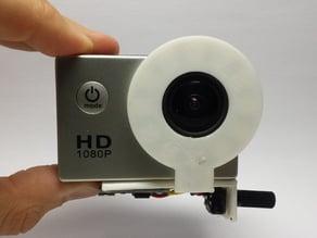 GoPro RGB light ring